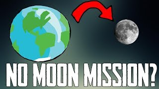 What if We Never Went to the Moon?