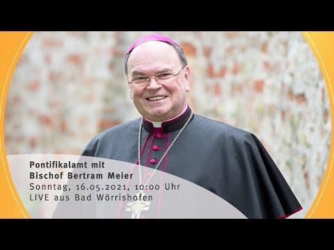 Live Pontifikalamt in