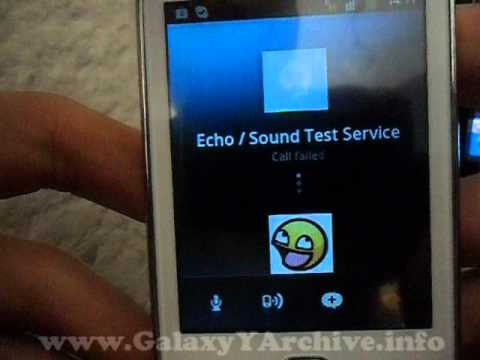 Download Skype for Android 8.51.0.80 for Samsung Galaxy Y S5360
