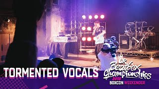 Tormented Vocals Solo Elimination 2018 UK Beatbox Championships