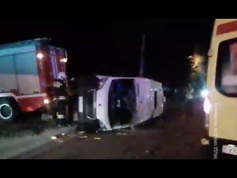 В Челябинске задержан водитель, устроивший ДТП, в котором пострадали югорчане
