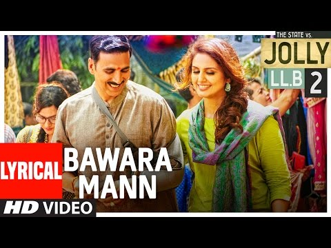 Thumbnail: Bawara Mann Lyrical Video | Akshay Kumar, Huma Qureshi | Jubin Nautiyal & Neeti Mohan | | T-Series