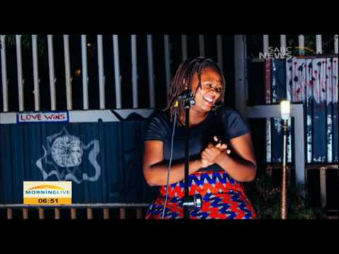 """Nomsa Mazwai on Soweto Theatre hosting """"Open letter to Freedom"""" dialogue"""