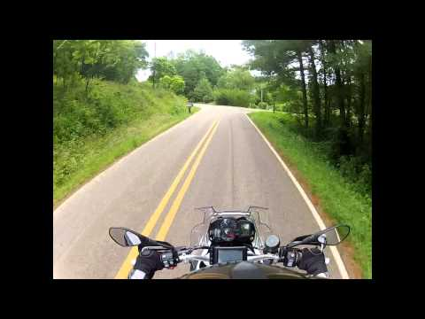 DragonMotorcycleRentals.com-BMW F800GS on dirt road