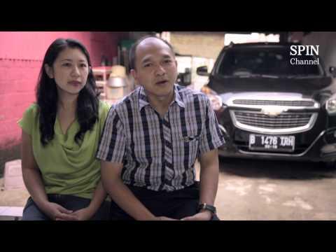 All New Chevrolet Spin - Testimoni Bapak Andry - Jakarta