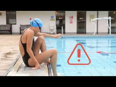 swimming lessons for adults with fear of water || adult swimming lessons