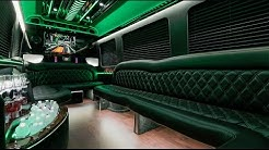 2018 COOL VIP Sprinter party limo - Rent in NYC