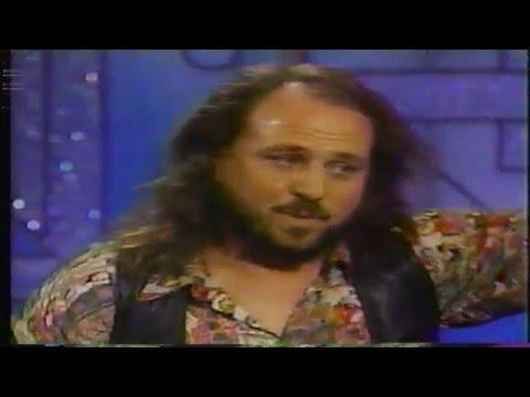 "Bobcat Goldthwait on ""The Arsenio Hall Show"" (1991)"