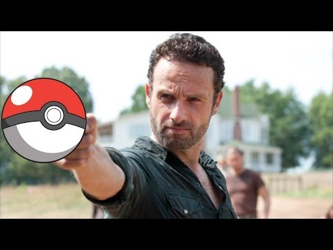 Download Youtube: Rick Used Bite! It's Super Effective! (The Walking Dead Season 4 Finale)