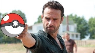 Rick Used Bite! It's Super Effective! (The Walking Dead Season 4 Finale)