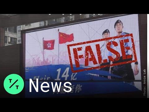How to Spot Fake News in the Hong Kong Protests