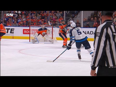 10/09/17 Condensed Game: Jets @ Oilers