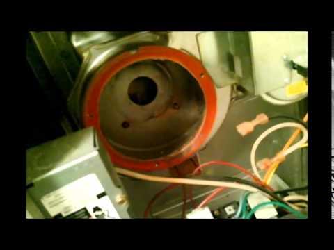 Furnace Inducer Motor Carrier 58pav Inducer Motor