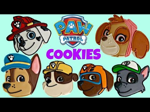 Thumbnail: PAW PATROL Cookies with Pretend Play Just Like Home Microwave, Play Doh Fun Activity / TUYC