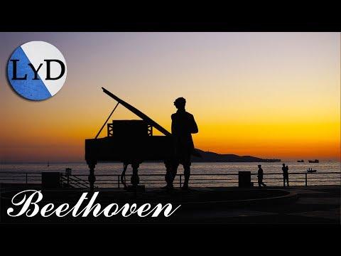 Beethoven Música Clásica Relajante de Piano para Estudiar y Concentrarse, Trabajar, Relajarse, Leer