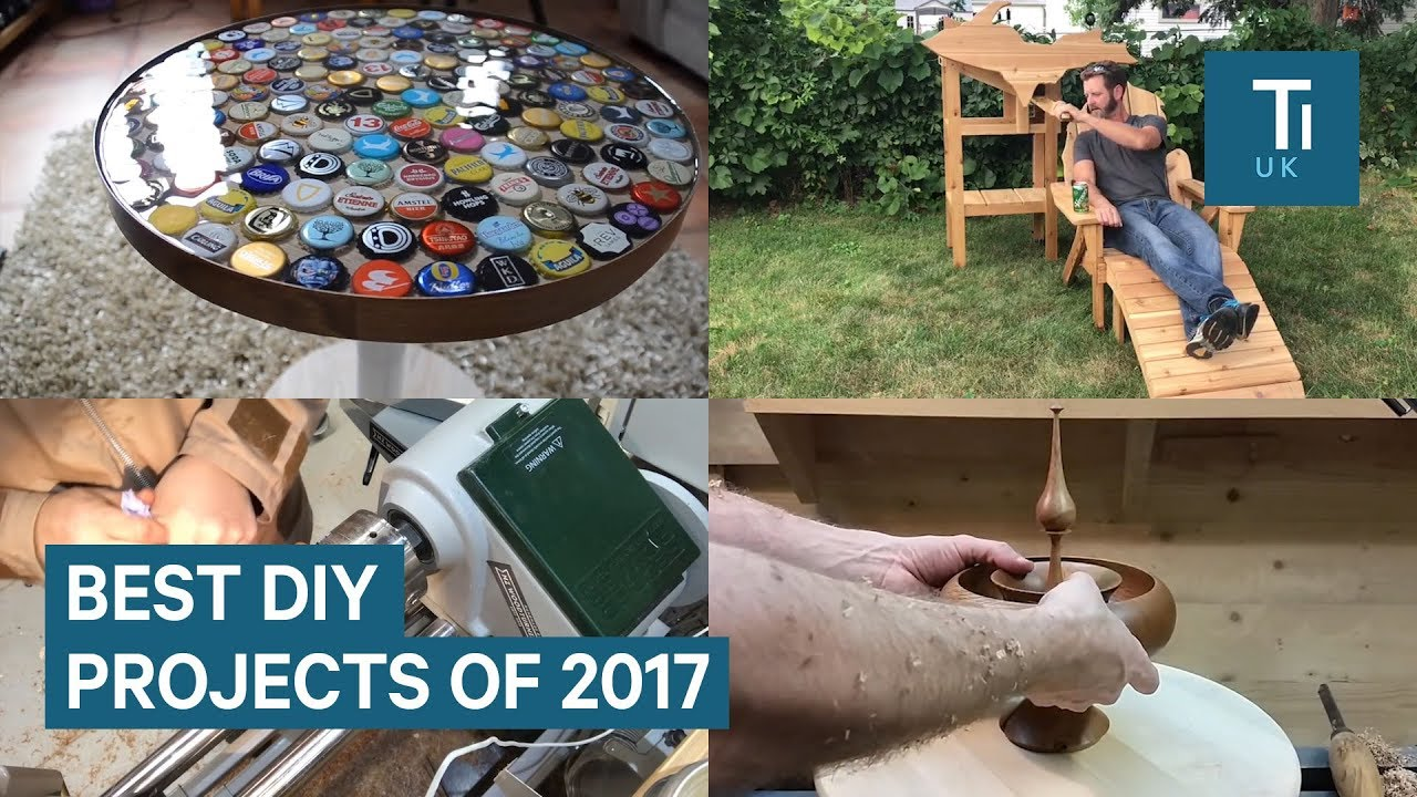Best diy projects we found in 2017 youtube best diy projects we found in 2017 solutioingenieria Choice Image