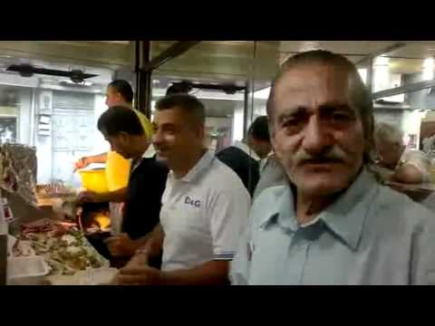 Klashinkof Boghos At Falafel Arax Best Falafel In The
