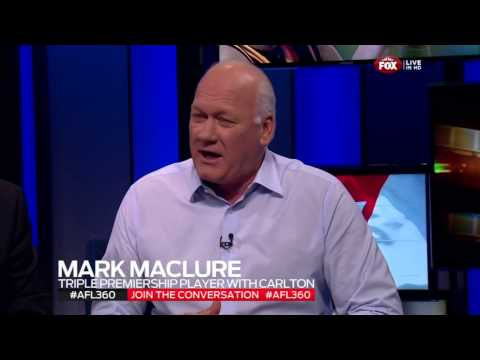 2014.03.12 - AFL 360 - Mark Mclure, David King, David Coulthard
