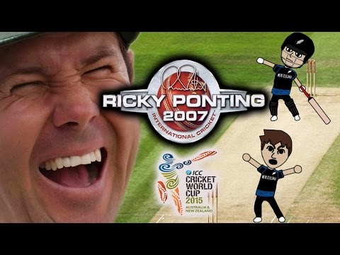 Cricket World Cup 2015 Special - New Zealand Vs England