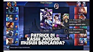 MABAR Sama Patrick Gaming & RAHMAD!  Auto Gesek Mett!