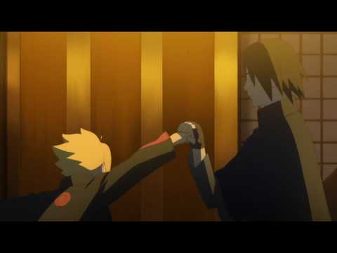 Boruto Naruto The Movie: Boruto Punched...
