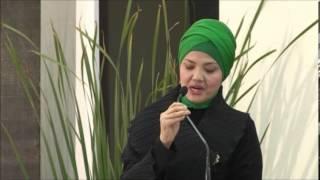 "Puisi Ratih Sanggarwati - ""Ayah""  Buya Hamka"