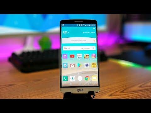 LG G3 in 2017