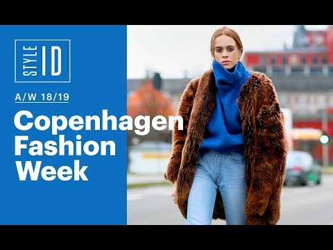 Style Id Copenhagen Fashion Week A W 18 19 Youtube