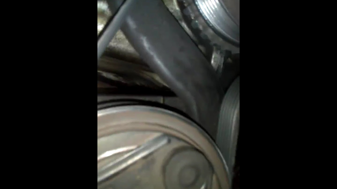 hight resolution of serpentine belt ford focus 2001