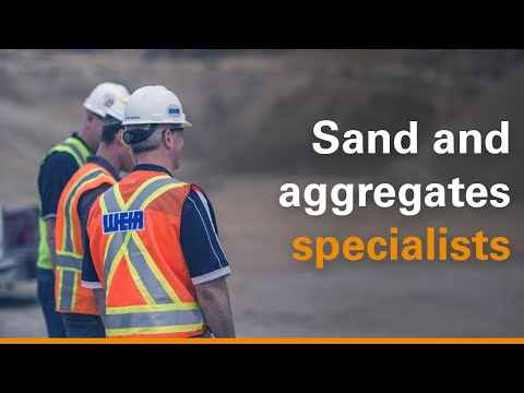 Why Weir Minerals Are The Sand And Aggregates Equipment Manufacturers Of Choice