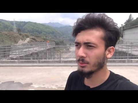 How electricity is produced from water in Nepal ??