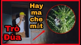 Nếu Không Tin Ma Có Thật Hãy Xem Hết Video Tập 4|Người Âm Che Mắt|the most haunted house in Vietnam