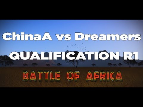 BOA Qualification R1 China vs Dreamers Best of 5