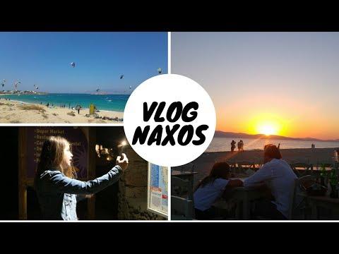 VLOG: Ταξιδεύοντας στη Νάξο | Cosmogony