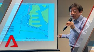 Singapore extends port limits after Malaysia vessel intrusions: Khaw Boon Wan | Full news conference