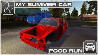 My Summer Car - Food Run