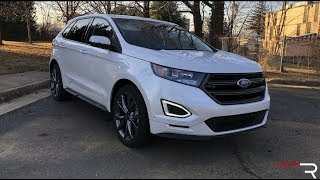 2018 Ford Edge Sport – Redline: Review