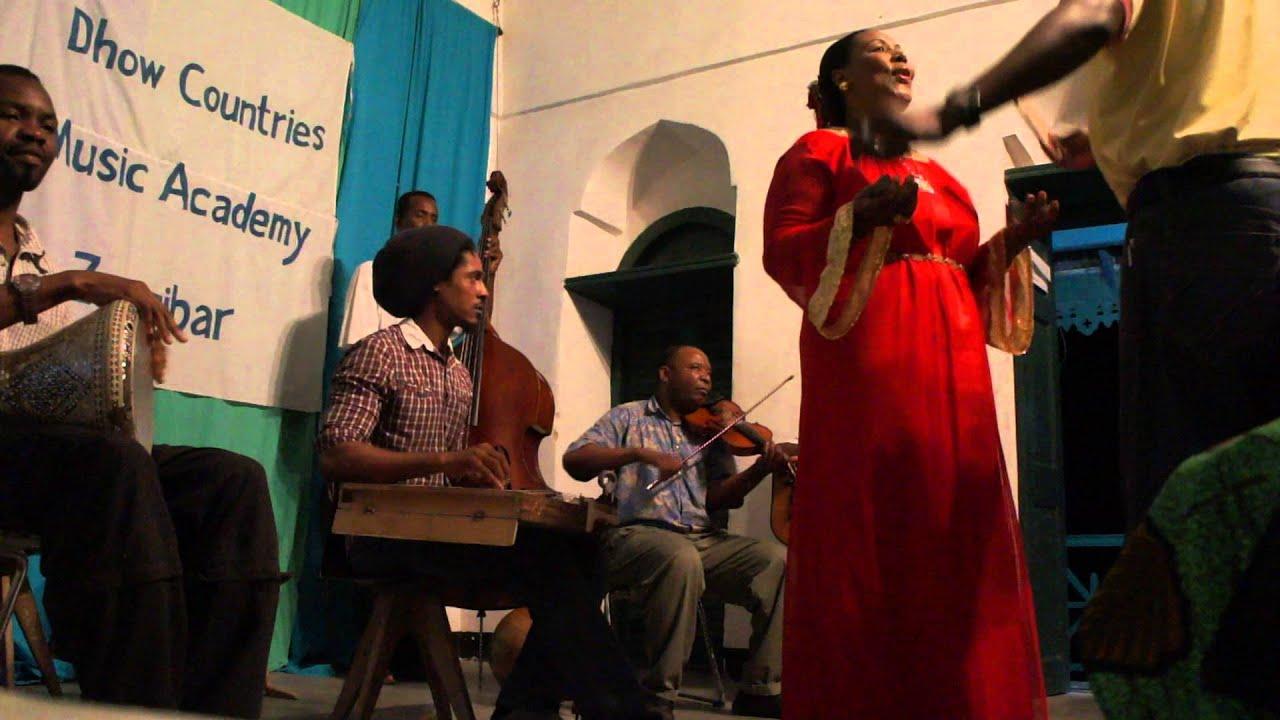 Taarab.Zanaibar Music Acadamy. Tanzania.Nov.2014.MAH04512 PART 1