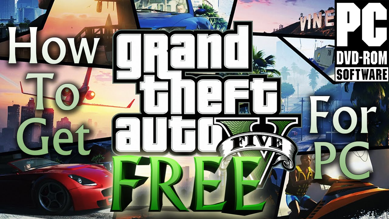 How To Download Gta V For Pc For Free Windows 7 8 10