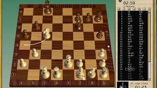 Aidan First Win against Chessmaster 9000