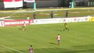 Estudiantes de Mérida - Deportivo Táchira (17-10-2010)