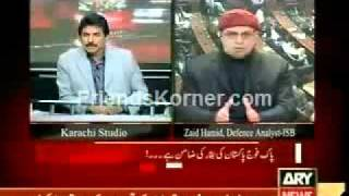 Akbar Bugti commited suicide not killed by Army- Zaid Hamid