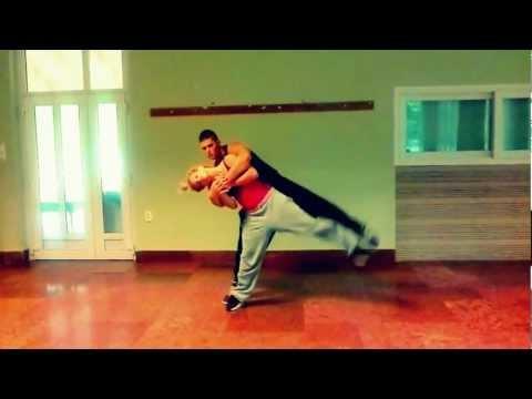Read All About It - Emeli Sandé | 2012 Rainbow Team hip hop dance camp | contact dance choreography