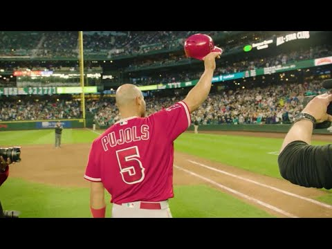 Celebrate the immortal career of Albert Pujols