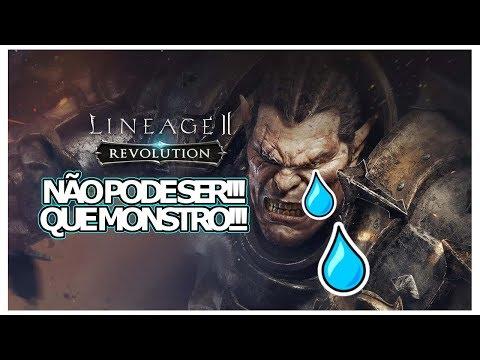 Lineage 2 Revolution: APANHAMOS AO VIVO!!! MM, Japeta e Zig X Monstros!!! Live Clip - Omega Play