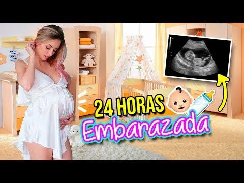 24 HORAS SIENDO MAMÁ EMBARAZADA! 🤰💕 | KATIE ANGEL