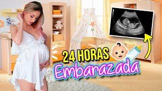 24 horas siendo mamá embarazada 🤰💕 katie angel