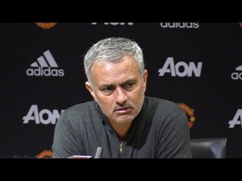 Manchester United 1-1 Swansea City - Jose Mourinho Full Post Match Press Conference