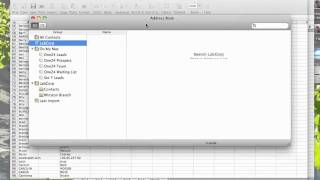 how to convert an excel spreadsheet into a email ready csv file
