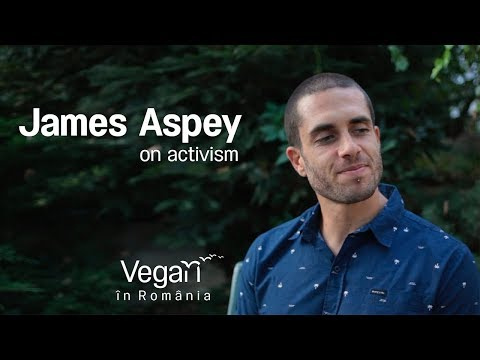 James Aspey on Activism